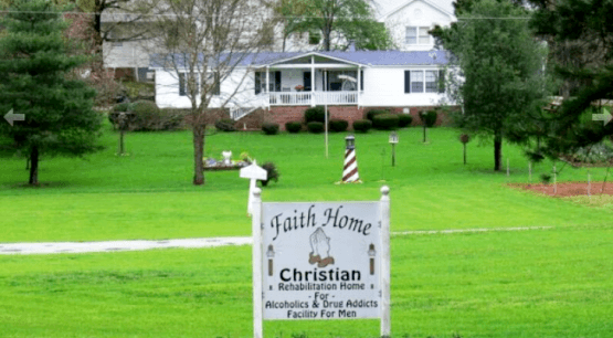 Faith Home Inc - Greenwood Men's Facility in Greenwood, 29649