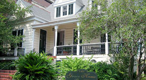 Grace House in New Orleans, 70115