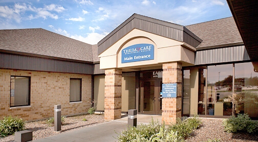 Theda Care Behavioral Health in Menasha, 54952